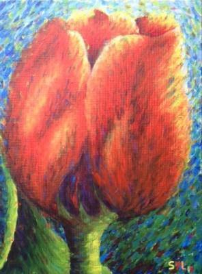 Tulp a la Vincent