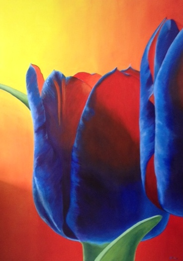 foto schilderij Pieter